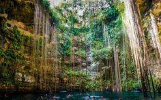 Ik_Kil_Cenote