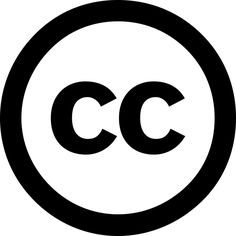 Creative Commons, Cc, Characters, Symbol, License, Logo