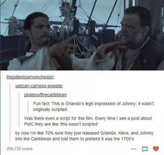 Pirates of the Caribbean memes Movies And Series, New Movies, Haha, Funny Jokes, Hilarious, Johny Depp, Pirate Life, Disney Memes, Pirates Of The Caribbean