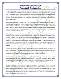 Educational Philosophy And Practice Teaching Philosophy Teaching