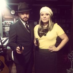 Bonnie and Clyde Halloween costume. | Halloween love ...