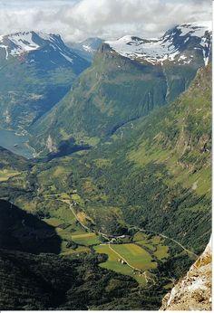 Geiranger, More og Romsdal,NO  (board is full of lovely Norway :)