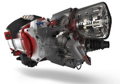 The powertrain of the Rimac Concept One