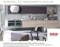 Cucine componibili Roma – Tendenze Febal   Tendenze Febal ...