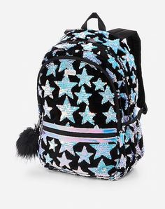 Looking for Justice Star Velvet & Flip Sequin Backpack ? Check out our picks for the Justice Star Velvet & Flip Sequin Backpack from the popular stores - all in one. Galaxy Backpack, Mini Backpack Purse, Sequin Backpack, Backpack For Teens, Cute Backpacks, Girl Backpacks, School Backpacks, Stylish Backpacks, Justice Backpacks