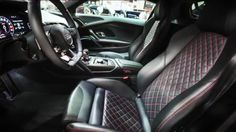 Boy would I love to have these Audi R8 seats in my MGB