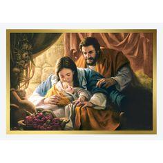 God's Love Christmas Cards