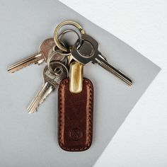 Our Maxwell Scott Ponte key ring is the perfect little extra to show your loved one you care.