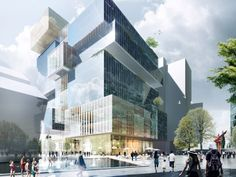Parramatta Square development saga nearing end, final building design revealed | Architecture And Design