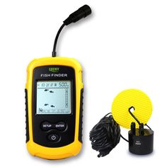 Lucky 328 Feet Portable Fish Finder Sonar