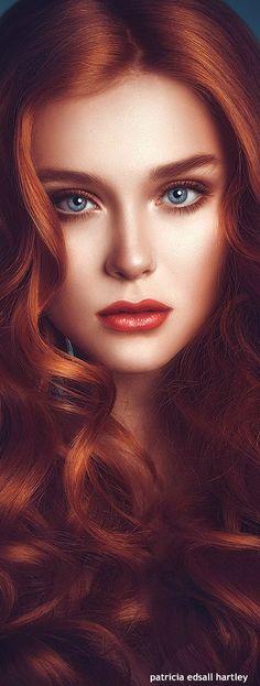 ❤️ Redhead beauty❤️   Hair
