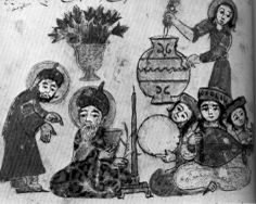 Middle Eastern Drum History