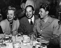 Reagan - Parties - 1940s