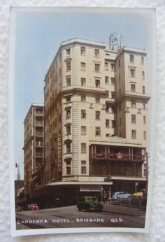 Canberra Hotel, Brisbane