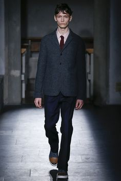 Marni collection autonme-hiver 2015-2016 #homme #mode #fashion