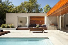 Outdoor Dining - modern - patio - san francisco - Dumican Mosey Architects