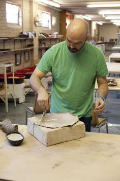 VISI / Articles / Ruan Hoffmann: ceramicist