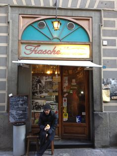 Fiaschetteria Nuvoli - Via del' Olio The perfect quick lunch with seasonal crostini, soups and local wine selection