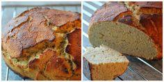 Mat for sjelen...: Lavkarbo/glutenfri loff... Banana Bread, Baking, Desserts, Food, Tailgate Desserts, Deserts, Bakken, Meals, Backen