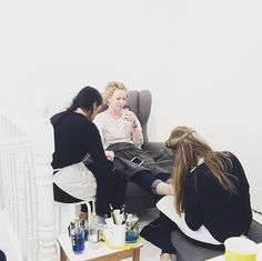 Double up on #treatments #manicure #pedicure x2 #therapists #nail #grooming #pamper