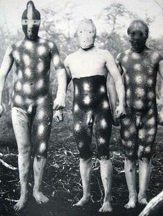 Tierra del Fuegan Indians, early 20th Century