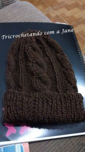 IMG_20150602_154914004 Knitted Hats, Crochet Hats, Love Hat, Easy Crochet, Beanie Hats, Lana, Free Pattern, Diy And Crafts, Wool
