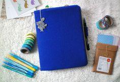 Mon Planner fait maison et décoré / DIY agenda felt