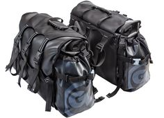 Giant Loop has introduced the new 2016 Round The World Panniers, which combine rack-mounted convenience with the benefits of soft luggage for long haul adventure motorcycle travelers.