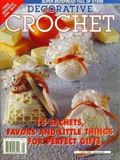 Decorative Crochet Magazines 40 - Barbara H. - Álbuns da web do Picasa