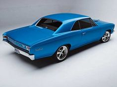 This custom 1966 Chevrolet Chevelle SS is powered by a 502 Ram Jet fuel injected big-block V8 engine. - Super Chevy Magazine