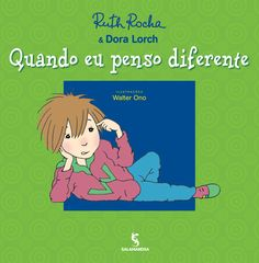 Quando eu penso diferente - Editora Salamandra