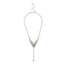 The Leeza Necklace is a lovely charmer that is perfect for date night & any formal events you can think of. It's also playful & lends itself well to a wider variety of styles. Buy now for $58.  https://orbbsfashion.kitsylane.com/index.php?file=product_detail&pId=6093