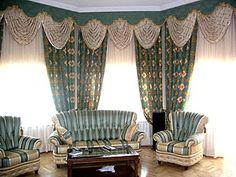 Living Room Curtains Curtains Behind Bed, Boho Curtains, Grey Curtains, Rustic Curtains, Curtain Patterns, Curtain Ideas, Long Shower Curtains, Hanging Curtain Rods, Farmhouse Curtains