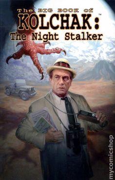 Big Book of Kolchak The Night Stalker TPB #1-1ST