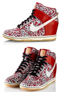 Nike's Isabel Marant inspired #sneaker #fashion #wishlist
