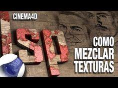 Tutorial cinema4D // como mezclar texturas by @ildefonsosegura - YouTube