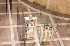 Gallery - Black Thread on Brass / presledek - 12