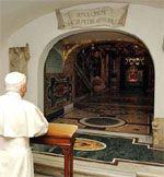 una vida católica en construcción: La Cátedra de Pedro - 22 febrero
