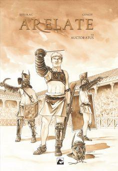 Nieuw deze week Arelate 2 Auctoratus van Sieurac en Genot bij Dark Dragon http://www.hbl.be/index.php?option=shop&view=comic&extra=9789460782039