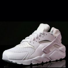 da1fc27d6197 Depop - The creative community s mobile marketplace. Nike Air Huarache White  ...