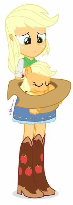 Apple Jack Equestria Girl