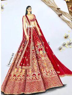 Dress Design Drawing, Dress Design Sketches, Dress Drawing, Fashion Design Drawings, Fashion Sketches, Art Sketches, Art Drawings, Fashion Illustration Tutorial, Fashion Illustration Collage