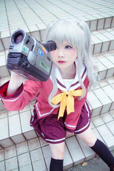 Nao Tomori, Charlotte Anime Cosplay