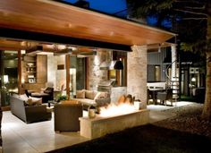 The patio as an outdoor space is very important when it comes for deciding about its design and decoration. What floor coating tends to choose for the patio, for example what we should we choose brick tiles, concrete, wood, the choice can quickly become very complicated. Then, what would be the purpose of the patio, ...