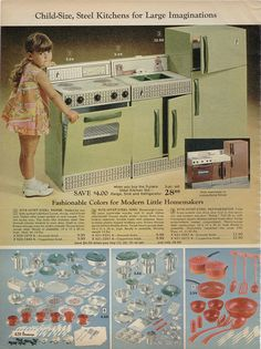 1970-Penneys Christmas Catalo.                         I wanted this so bad as a child.