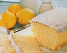 Cake de limón (metodo thermomix)