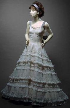 Vestido. Museu Nacional do Traje e da Moda. MatrizNet