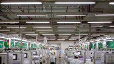 Благодаря рекордным продажам смартфонов Apple компания Foxconn существенно нарастила чистую прибыль