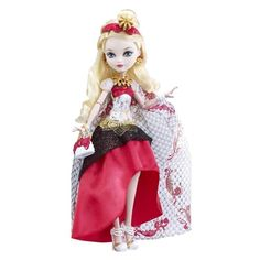 POUPÉE EVER AFTER HIGH Jour de L'héritage Apple White