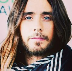 GALLERY: 10 reasons we LOVE Jared Leto! | heatworld.com  look at his long beautiful hair